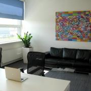 Kancelář v Praze